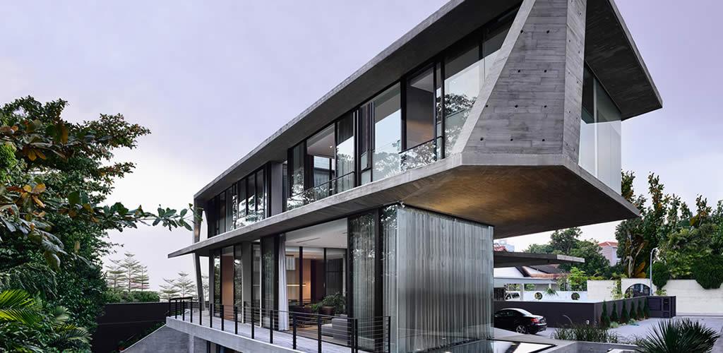 Casa Stark por Park + Associates