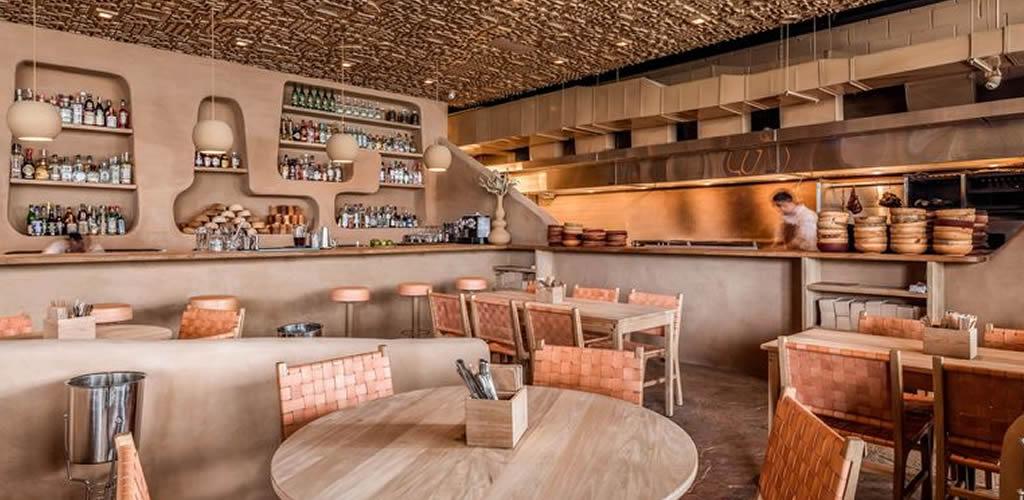 """Restaurante en México apuesta por el """"Efecto cueva"""""""