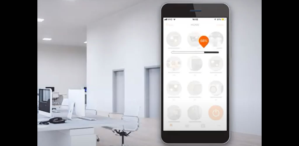 Smart light, la nueva app de Ledvance