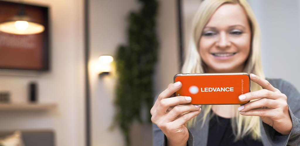 Smart light, la innovadora aplicación de Ledvance