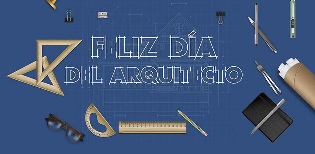 Feliz día del arquitecto peruano