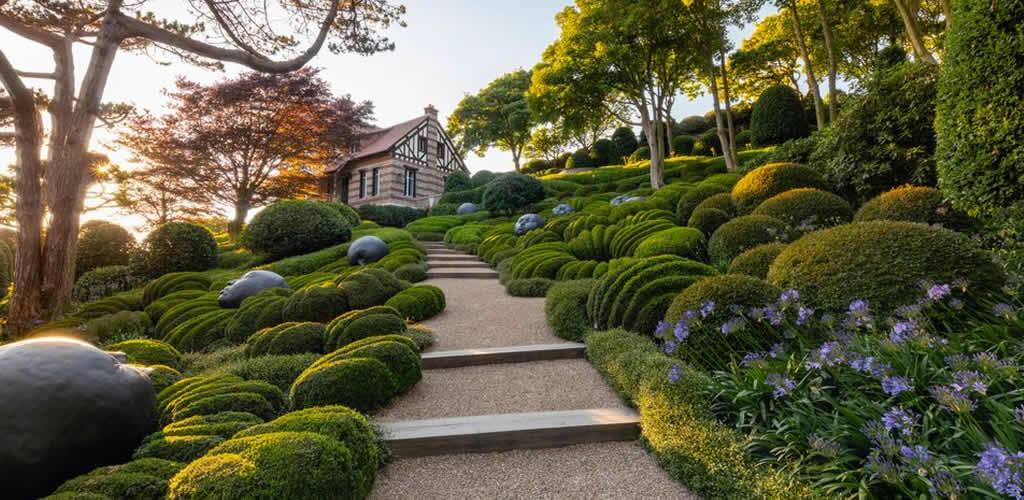 El jardín de las maravillas hecho realidad