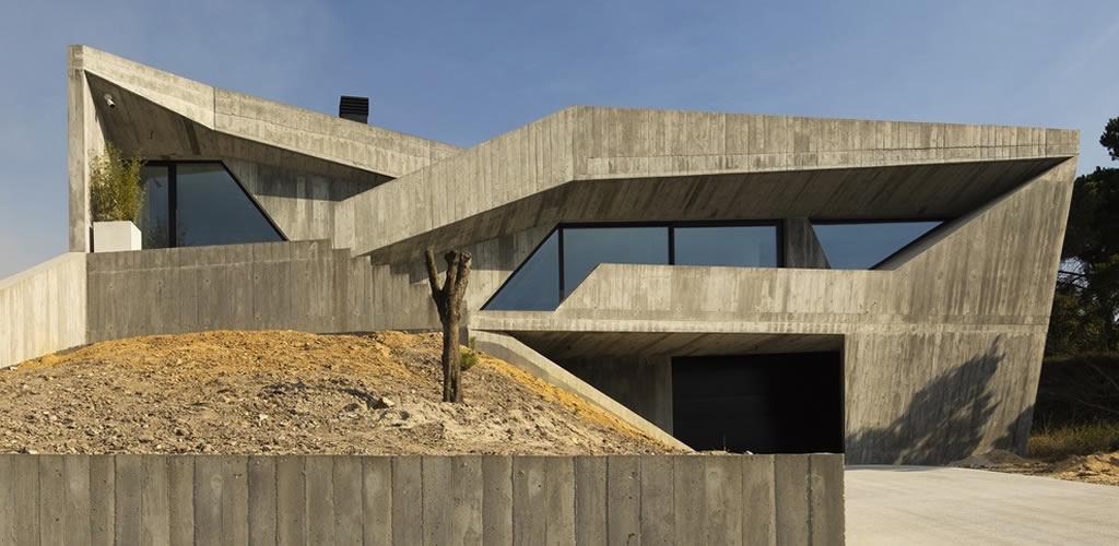 Casa Povo por Contaminar Arquitectos