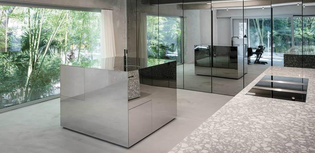 Espejos en la arquitectura
