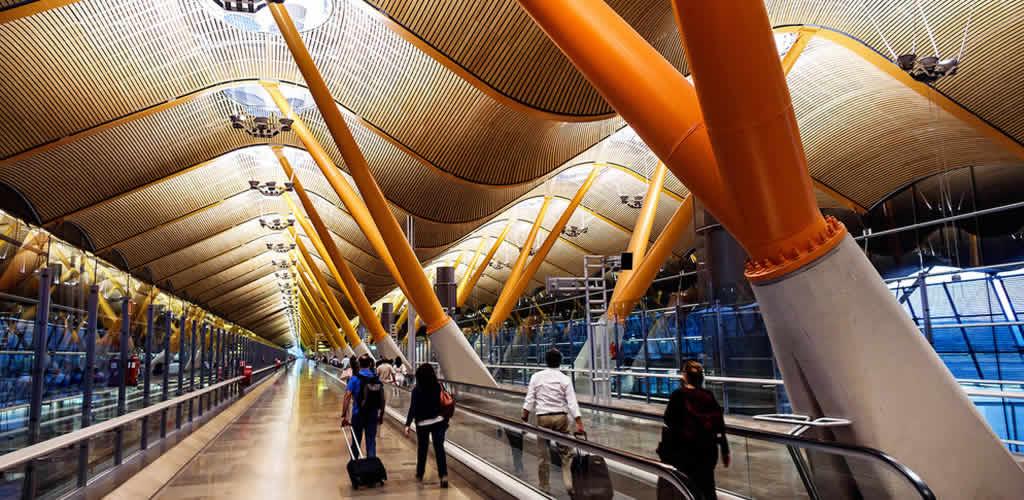 Aeropuertos increíbles en el mundo