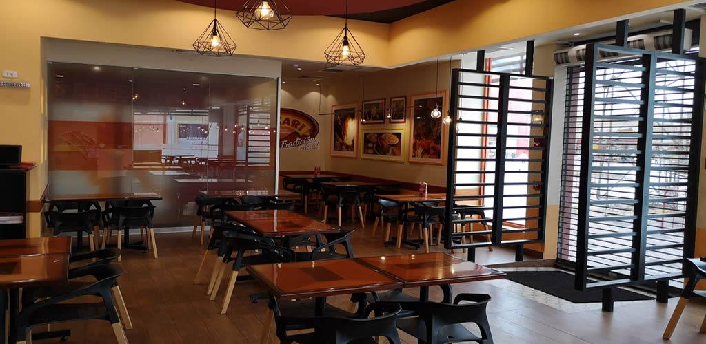 Cambiando la imagen a una cadena de restaurantes por el Arq. Fernando Alvarez
