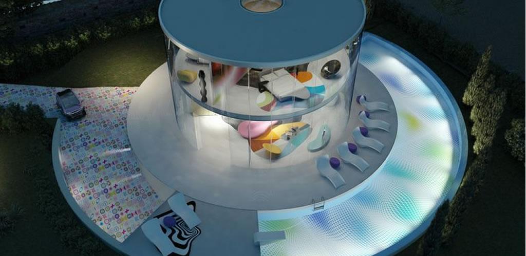 La casa ideal para un confinamiento