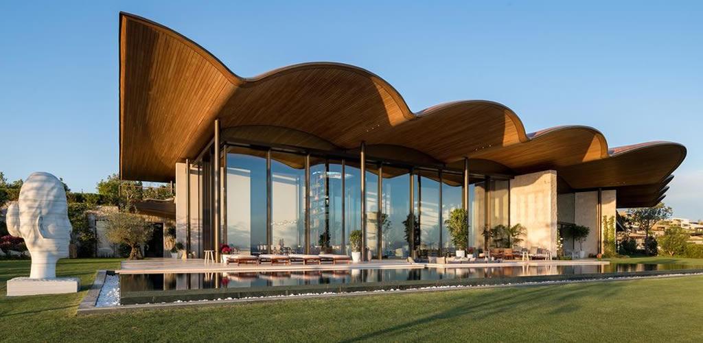 Villa Turca por Norman Foster