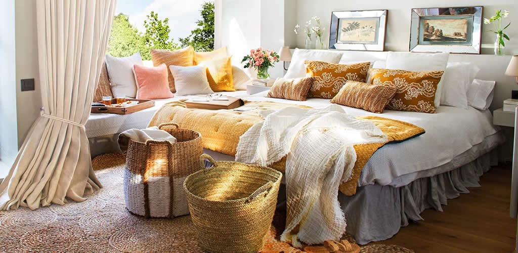 Pies de cama: Cómo decorarlos