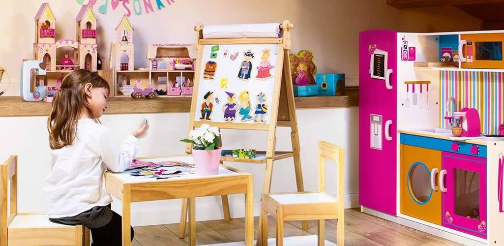 Decora la habitación infantil siguiendo el método Montessori