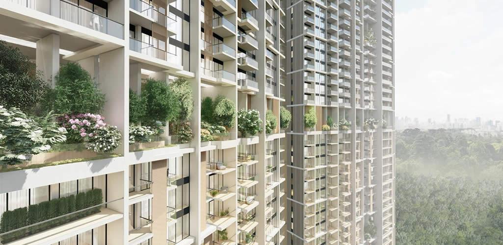 La construcción prefabricada más alta del mundo que se construirá en Singapur