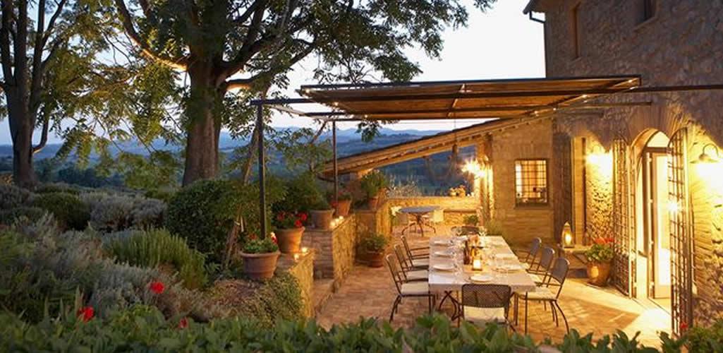 Ideas de iluminación inspiradoras para tu terraza o jardín