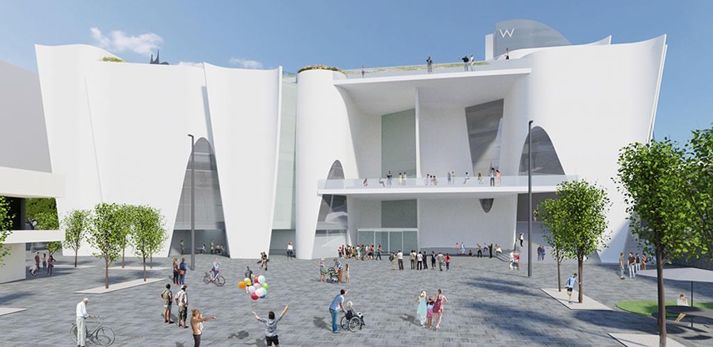 El nuevo Museo Hermitage en Barcelona