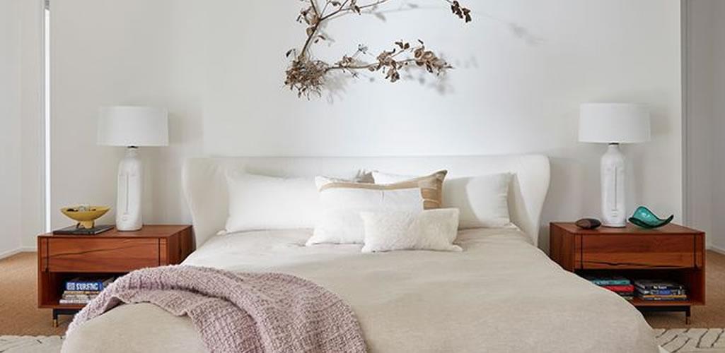 Ideas para las mesas de noche de tu dormitorio