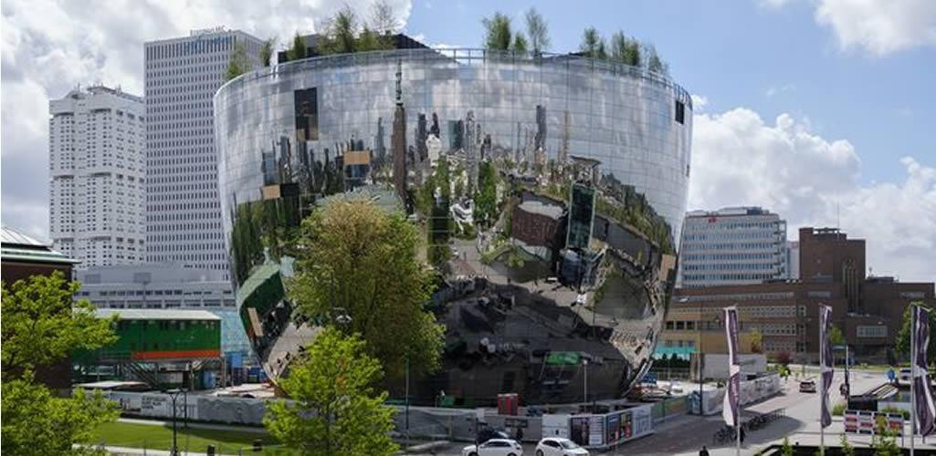 Un nuevo y atípico Museo en Róterdam