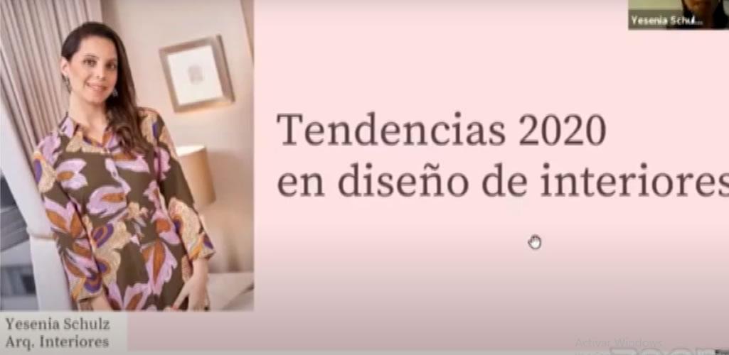 """#Expodeco presenta """"Tendencias 2020 en Diseño de Interiores"""""""