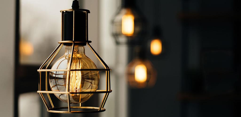 Descubre las tendencias en lámparas para lo que resta del 2020