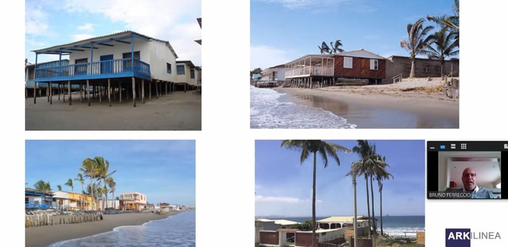Curso online de Casas de Playa fue un gran éxito en sus dos fechas