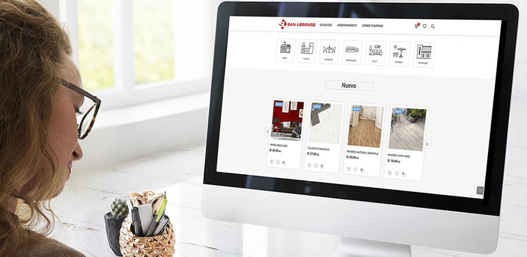 San Lorenzo ingresa al e-commerce para fortalecer su presencia en el mercado