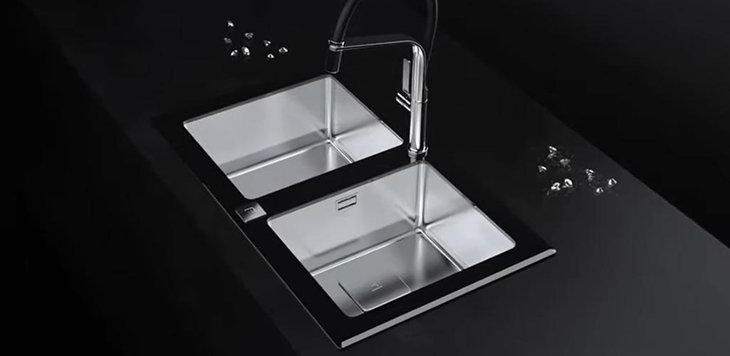 Teka lanza sus lavaderos Diamond RS15: la joya de tu cocina