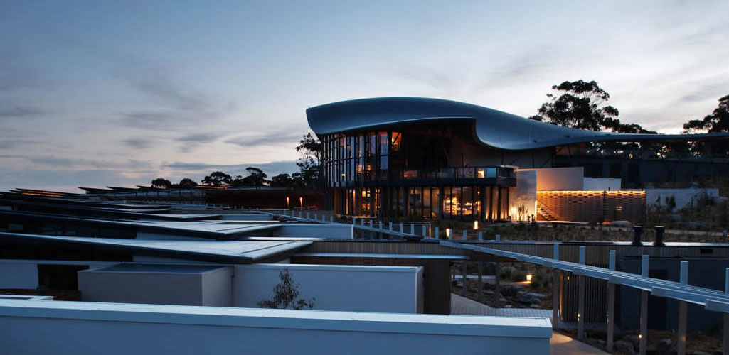 Resort Saffire por Circa Architecture
