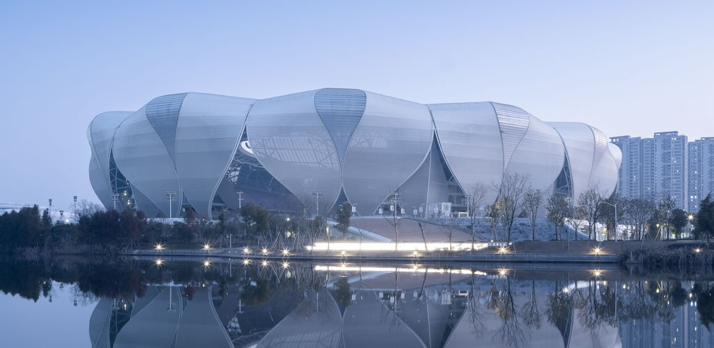 Centro deportivo olímpico Hangzhou