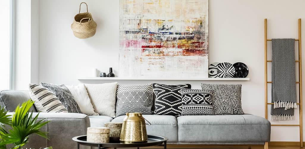 Conoce la tendencia boho y aplícala en la decoración de tu hogar
