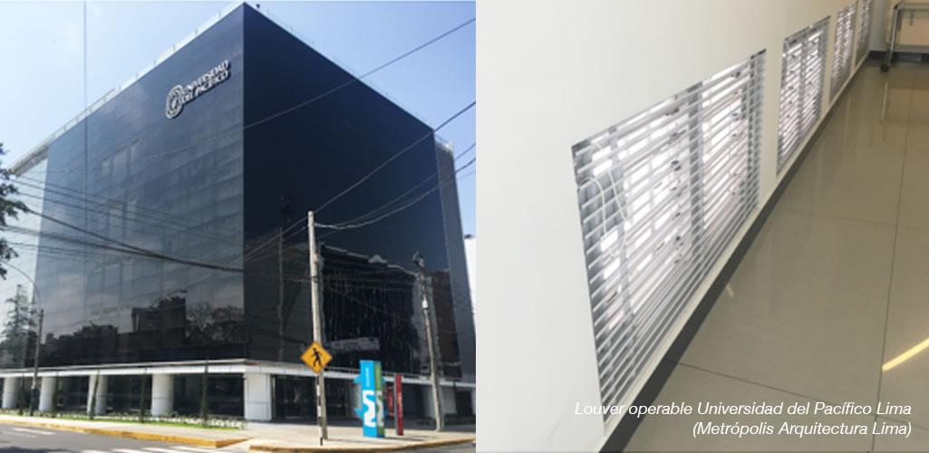 Laminaire y la Innovación en sistemas de ventilación natural para fachadas