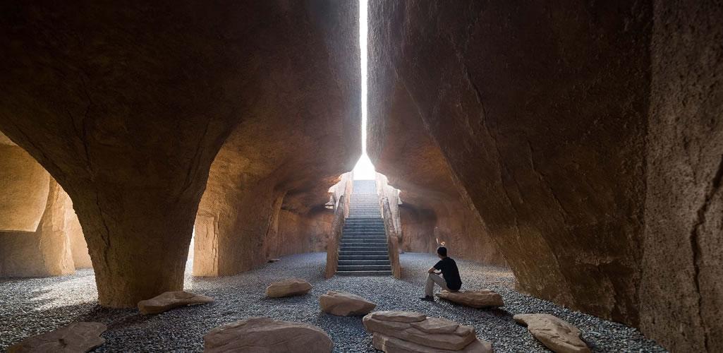 Renovación del sitio arqueológico Xihoudu