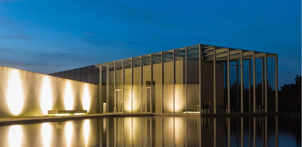 Langen Foundation Museum, la joya alemana de Tadao Ando