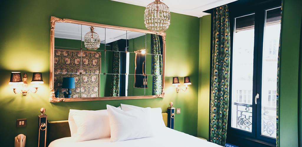 Ideas creativas para sustituir la cabecera de tu cama