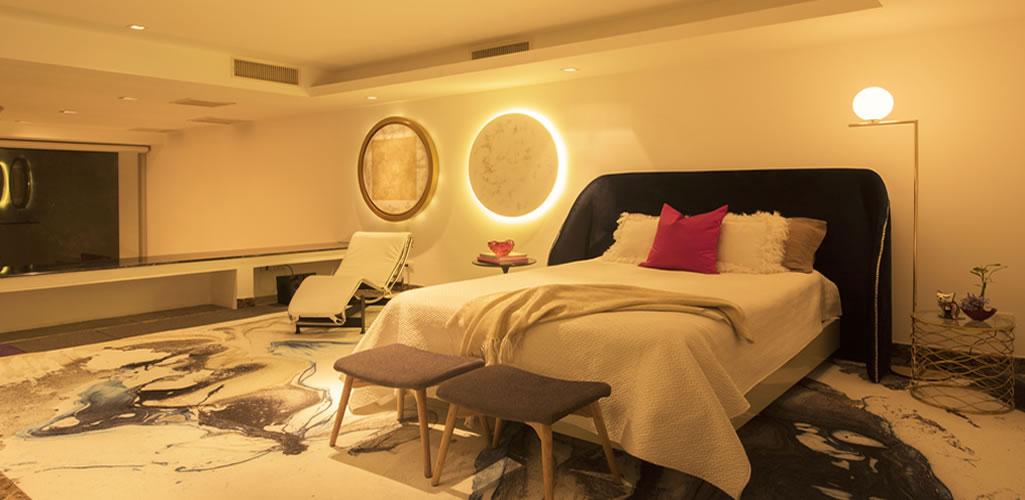 El hotel en casa por la Arquitecta Fiorella Milla-León