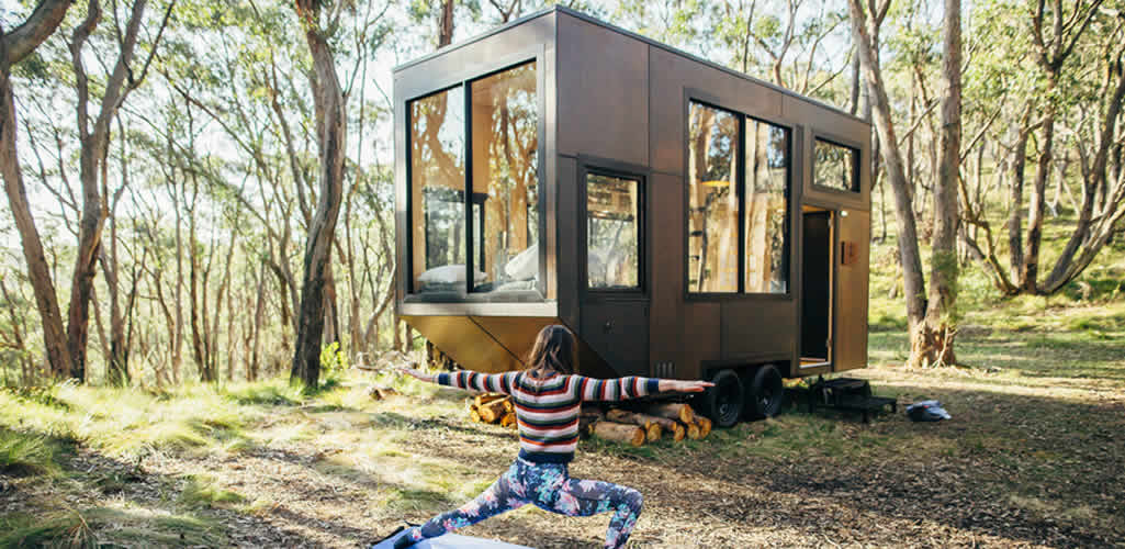 Tiny Houses sobre ruedas: flexibilidad y movilidad en arquitectura a pequeña escala