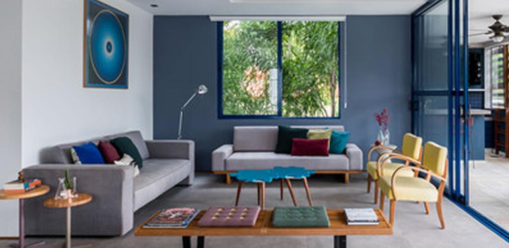 Consejos para elegir correctamente el color de tu estancia