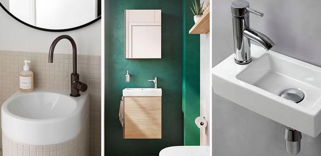 Las mejores ideas para cuartos de baño muy pequeños y modernos