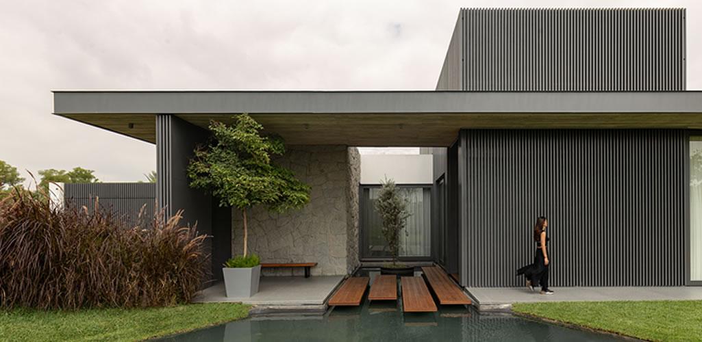 Casa 6M por  Jannina Cabal