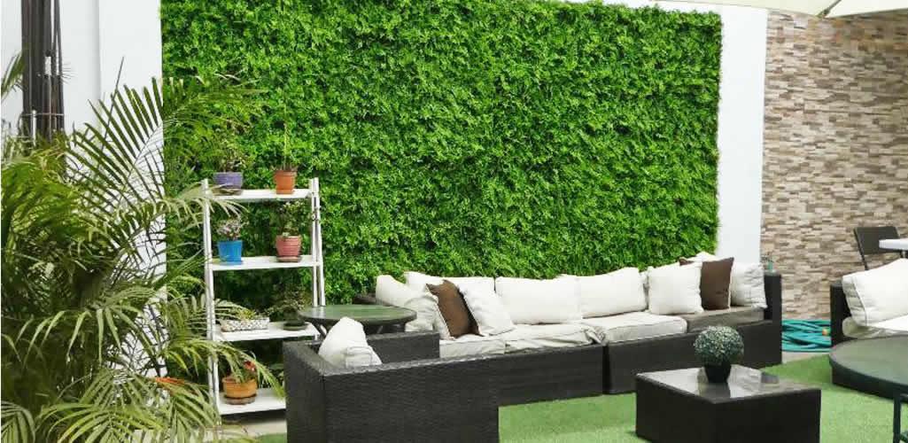 Instagreen: Beneficios de instalar un muro verde en la privacidad en tu domicilio