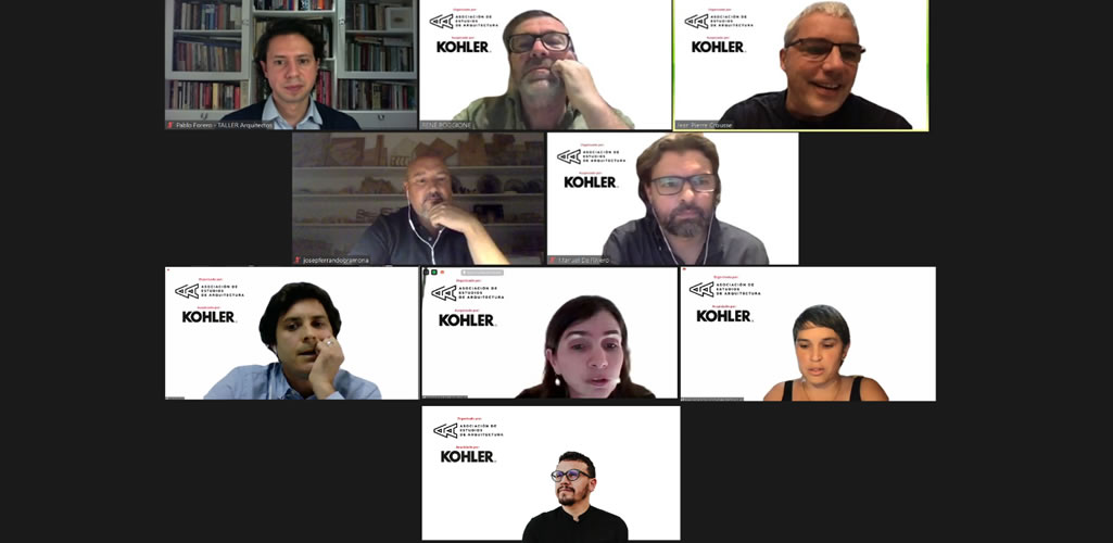 Resumen de conferencias de arquitectura en la Feria #Expodeco 2020