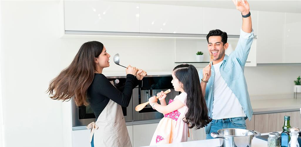 4 Tips para evadir el estrés en la cocina