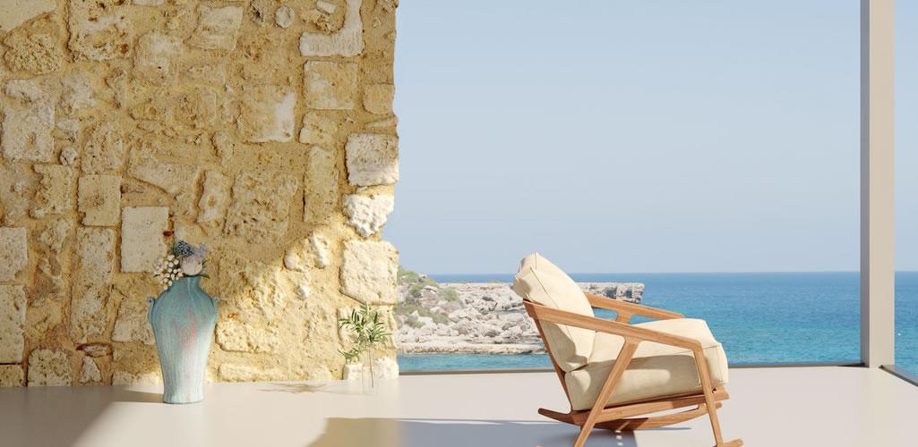 Incorpora la piedra caliza en tu interiorismo para darle elegancia a tu casa