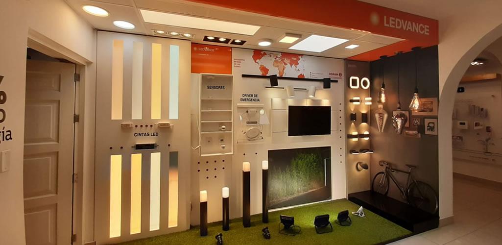 """Showroom Ledvance en Iluzzione  """"Soluciones de Iluminación para tus proyectos"""""""