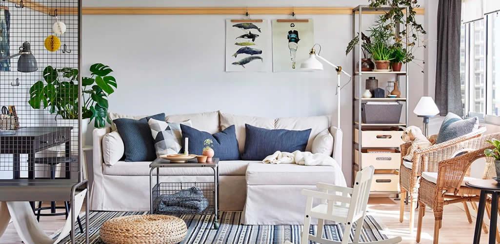 La decoración del hogar contribuye positivamente en el cuidado de la salud mental