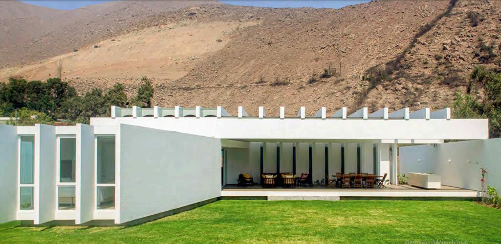 Premio Dossier: Casa Cóndores por Riofrio Arquitectos