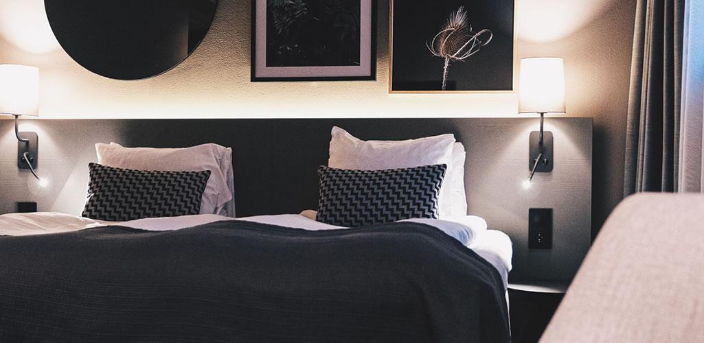 Los colores que usarán los hoteles y casas de descanso en 2021