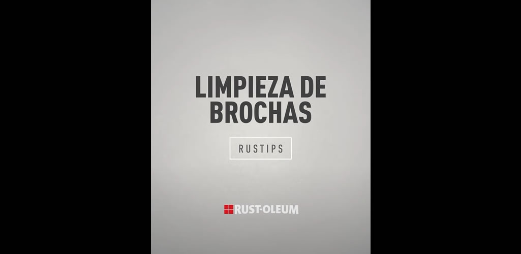 RUSTIP LIMPIADO DE BROCHAS