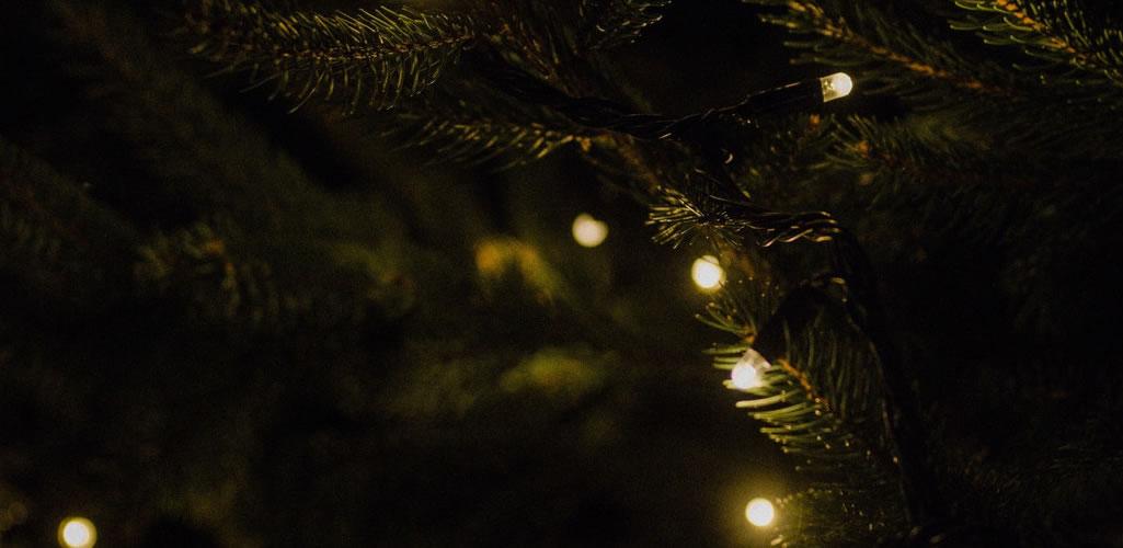 Ideas minimalistas para decorar tu casa esta navidad