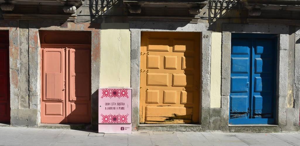 Pinta la puerta de tu casa según el Feng Shui para balancear energías