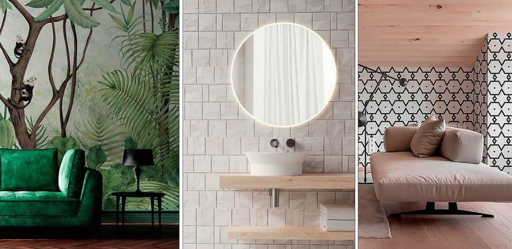 Ideas geniales para tus paredes que son tendencia total
