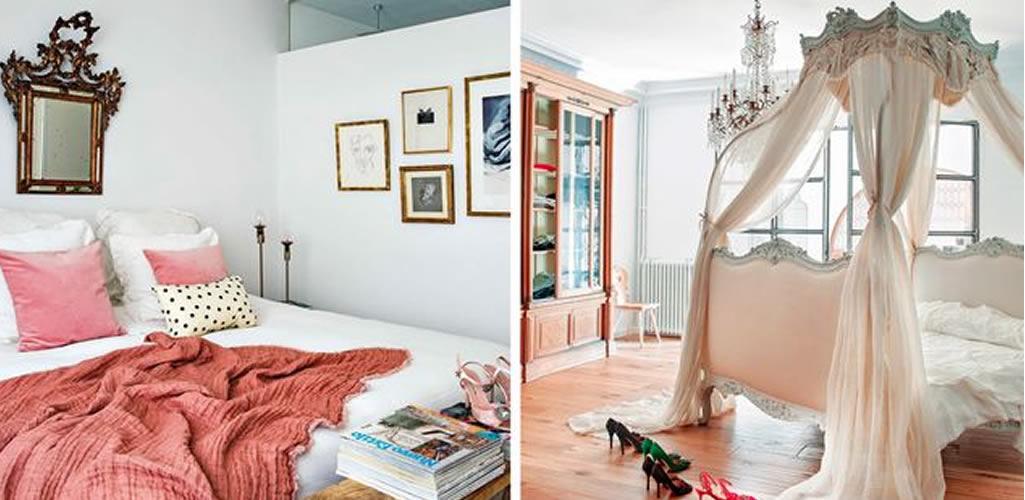 Ideas para tener un dormitorio romántico