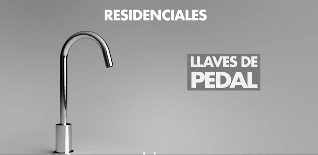 LLAVES DE PEDAL EXPORTACIONES - HELVEX